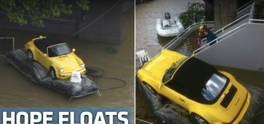 porsche_salvat_de_la_inundatii