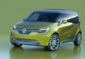 Concept Renault Frenzy