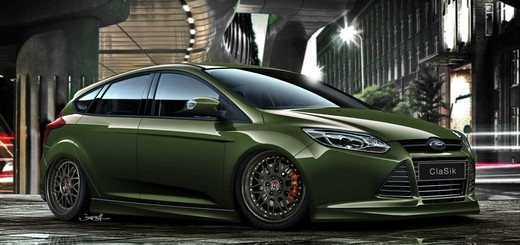 Ford Focus by The ID Agency