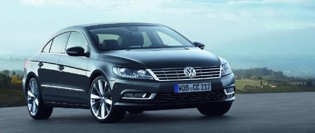 Noul Volkswagen CC 2012