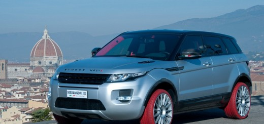 Range Rover Evoque by Marangoni