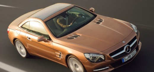 Noul Mercedes-Benz SL Roadster 2013