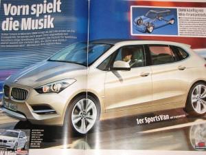 BMW Seria 1 GT Sport Van