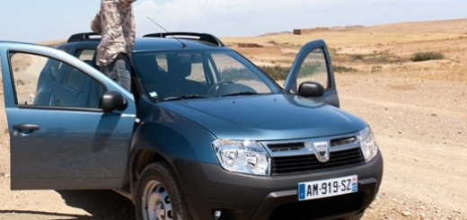 Dacia Duster Top Gear 2013