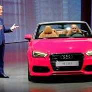 Noutatile grupului Volkswagen la Frankfurt (1)