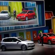Noutatile grupului Volkswagen la Frankfurt (15)