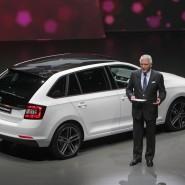 Noutatile grupului Volkswagen la Frankfurt (17)