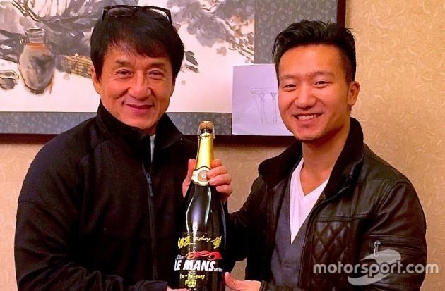 Jackie Chan Le Mans 2016