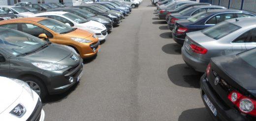 parc auto second hand