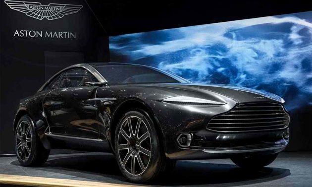 Concept Aston Martin DBX