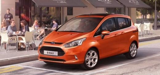 Ford B-Max produs in Romania