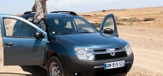 Dacia Duster Top Gear 2013